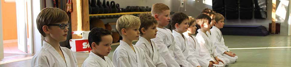 Karate Kinder Bushido KKS Bad Dürrenberg